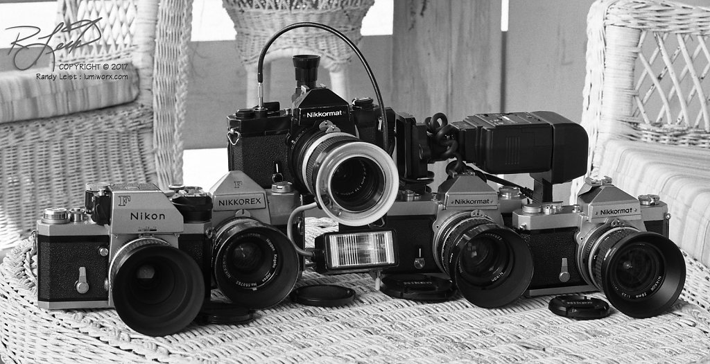 Nikon - Early Heavy Metal