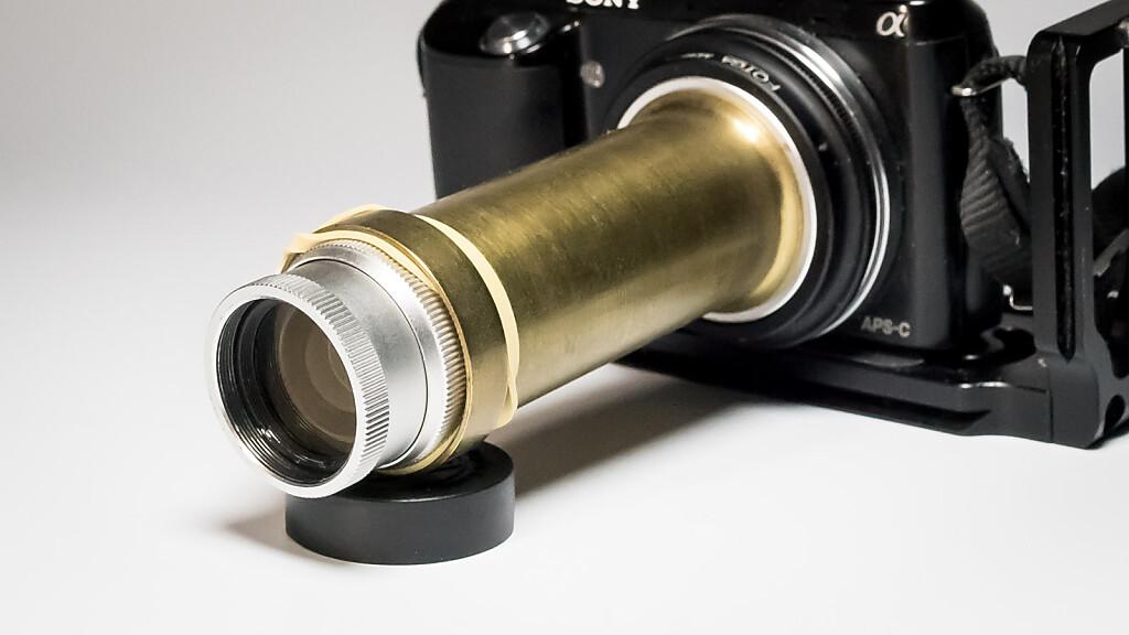 Leitz Canada 4/65mm Prototype