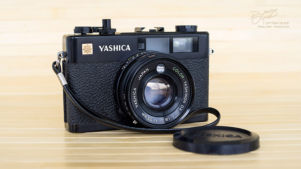 Yashica 35 CC Rangefinder